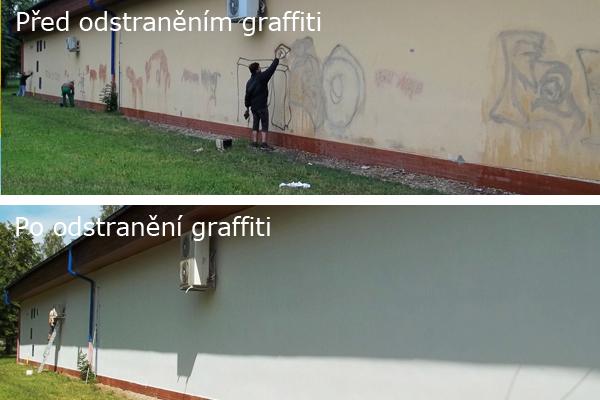 Antigraffiti ochranný nátěr – nelevnější ochrana
