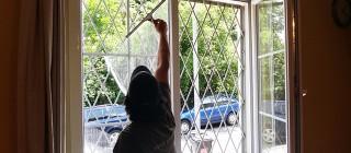 Mytí a leštění oken Praha