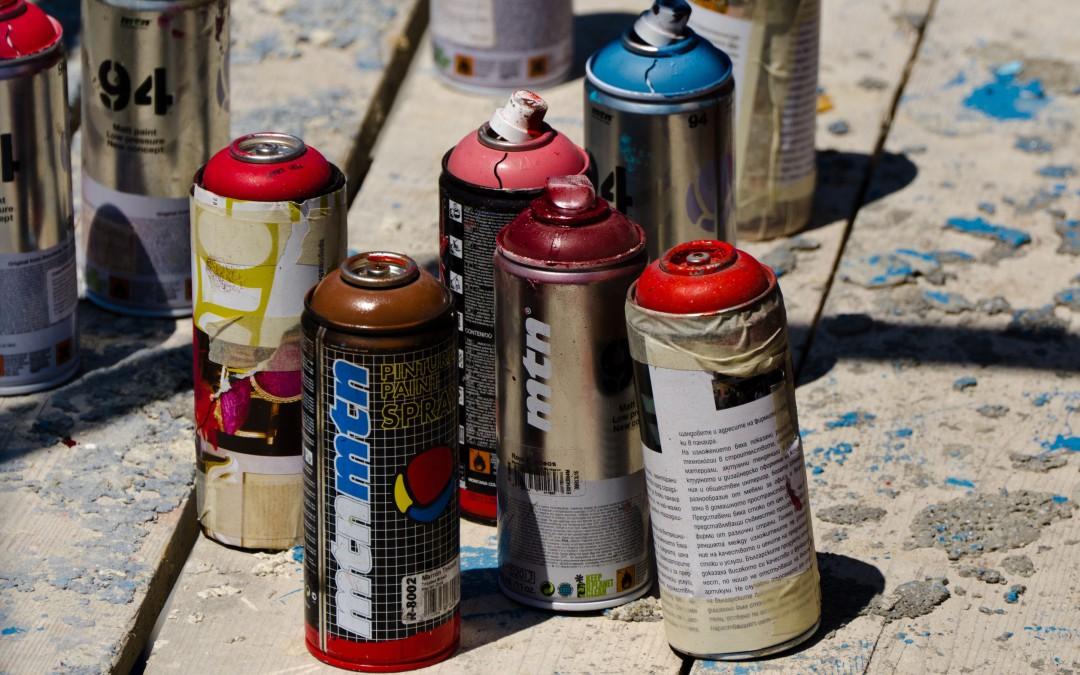 Zvířátkům se neubližuje, Odstraňování graffiti Praha