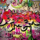 křiklavé graffiti